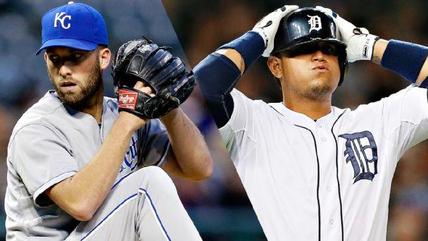 Royals & Tigers