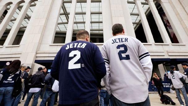Derek Jeter fans