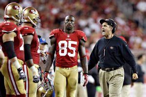 Harbaugh niega que 49ers busquen su salida