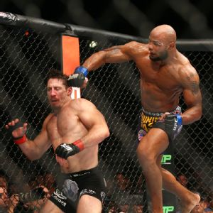Tim Kennedy and Yoel Romero