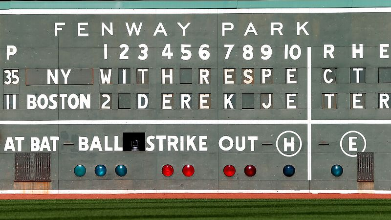 The wrath of the Red Sox (and their fans) was nowhere to be found on Sunday when Derek Jeter took his final at-bats.
