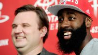 Daryl Morey, James Harden