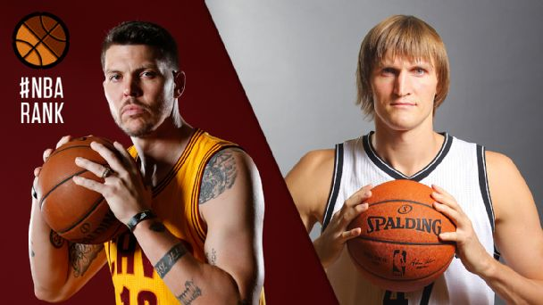 Mike Miller and Andrei Kirilenko