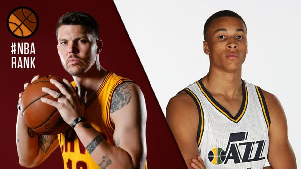 Mike Miller and Dante Exum