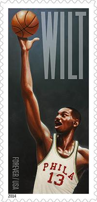 Wilt Stamp