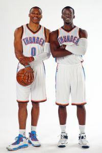 Russell Westbrook, Reggie Jackson