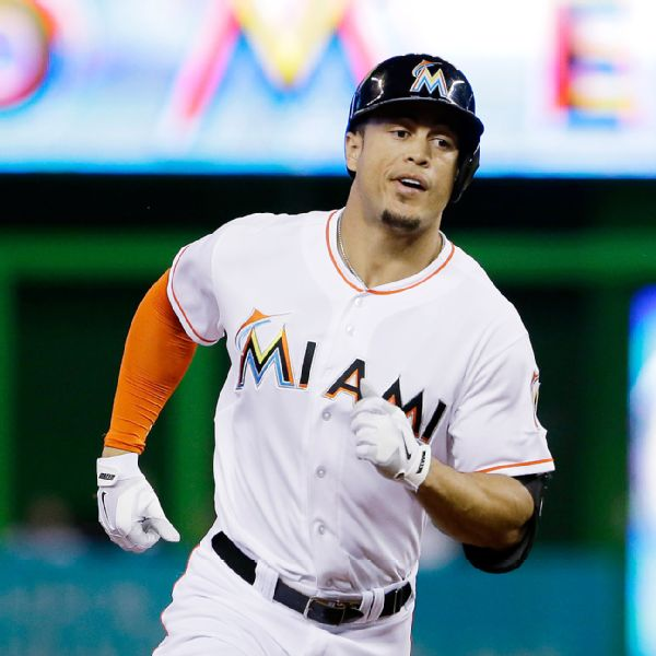 Giancarlo Stanton: Giancarlo Stanton, Miami Marlins Open Contract Extension Talks