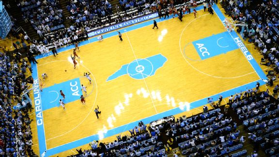 Top 10 Court Designs In College Basketball