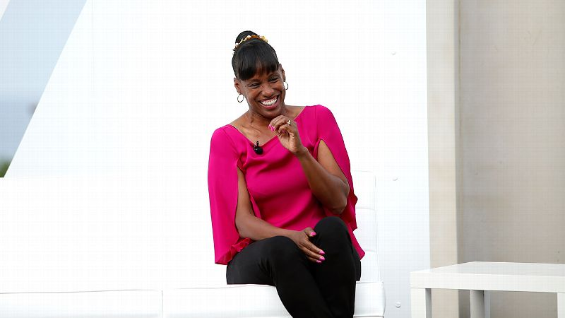 2014 espnW Women  Sports Summit: Jackie Joyner-Kersee