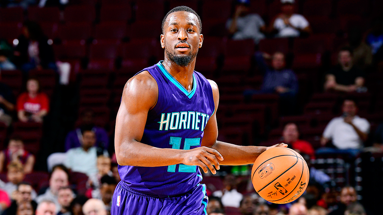 Kemba Walker, Charlotte Hornets agree to contract extension