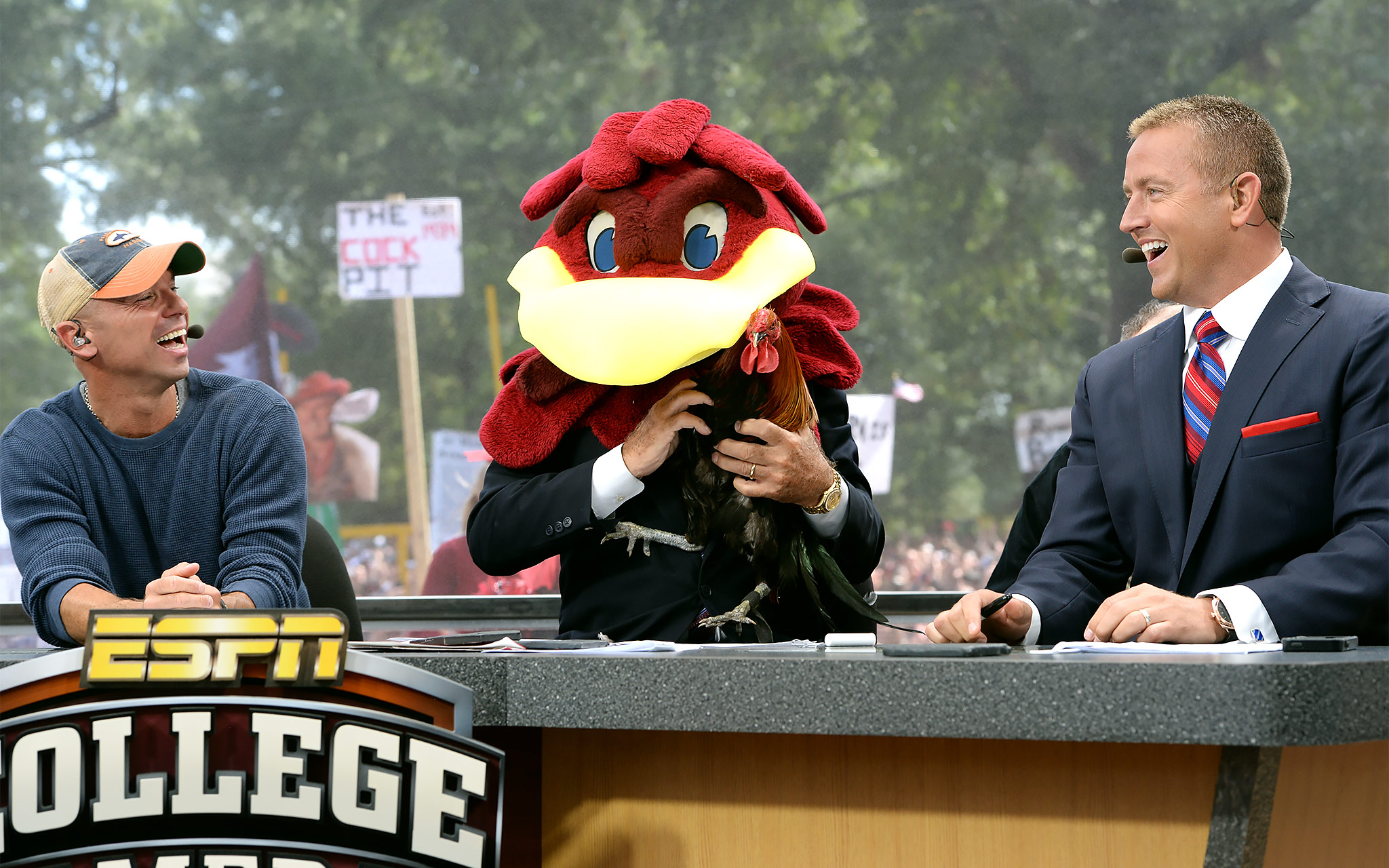 espn ncf scores where is college gameday