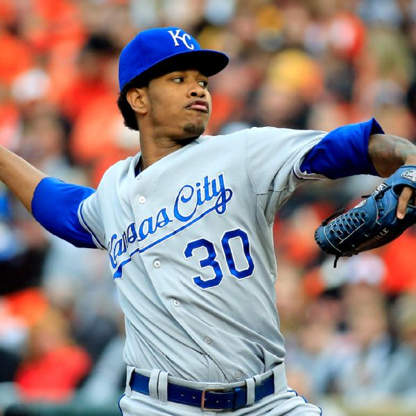 Kansas City Royals' Latino Players Make Huge Impact