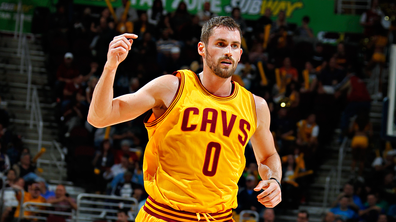 kevin love of cleveland cavaliers in control with lebron
