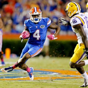 Florida's Andre Debose