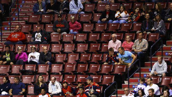Panthers Seats