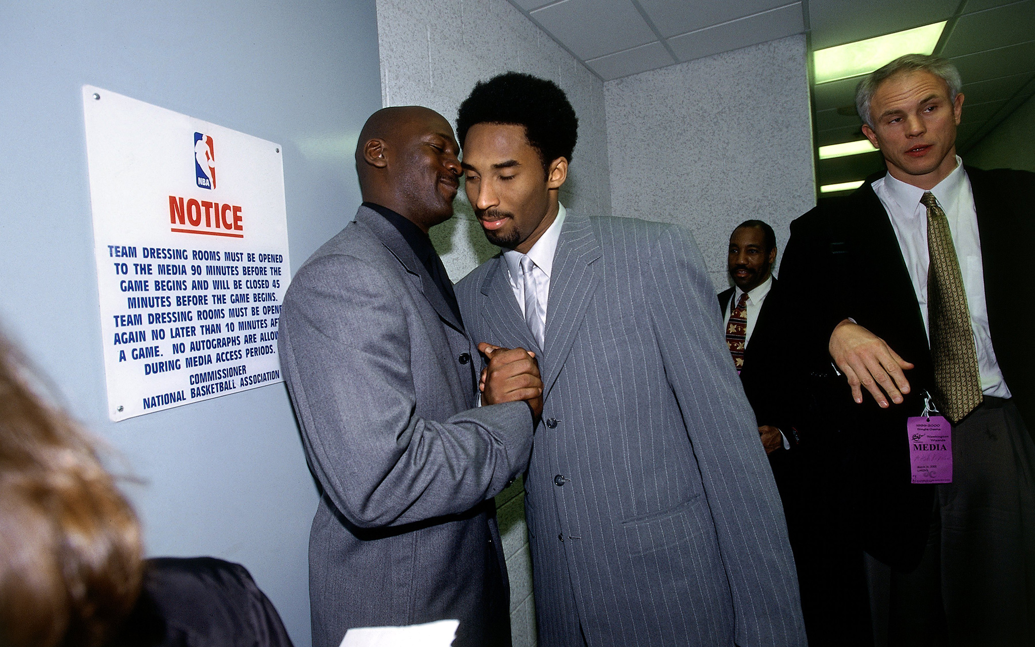 Looking In The Mirror Key Moments In Kobe Bryant S Hall Of
