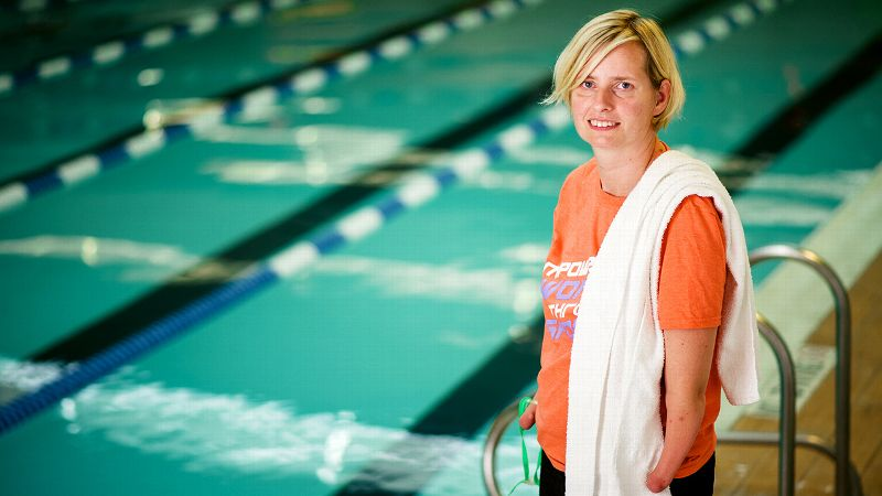 Anne-Dorte Andersen had a successful Paralympic career but struggled to find proper coaching along the way. Now she's made it her mission to help athletes with disabilities feel included and accommodated.