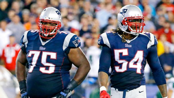 Vince Wilfork and Dont'a Hightower