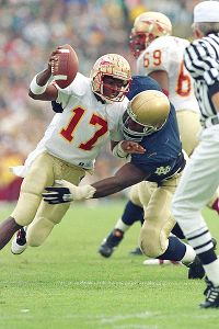 Bryant Young, Charlie Ward