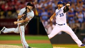 Madison Bumgarner/James Shields