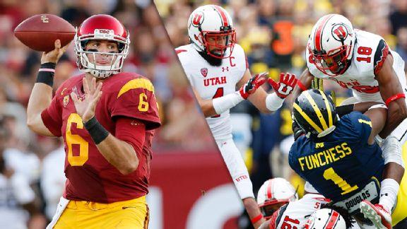 Cody Kessler and Utah defense