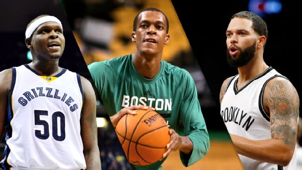Randolph, Rondo, Williams