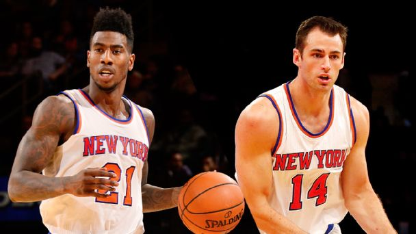Iman Shumpert, Jason Smith