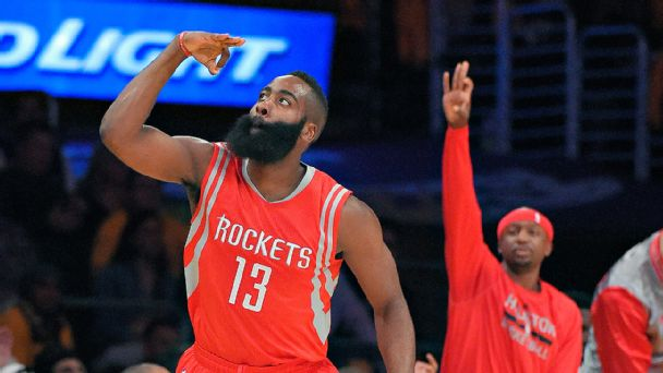 07120f863972 James Harden and Jason Terry throwing up Blood   Crip sign in same ...