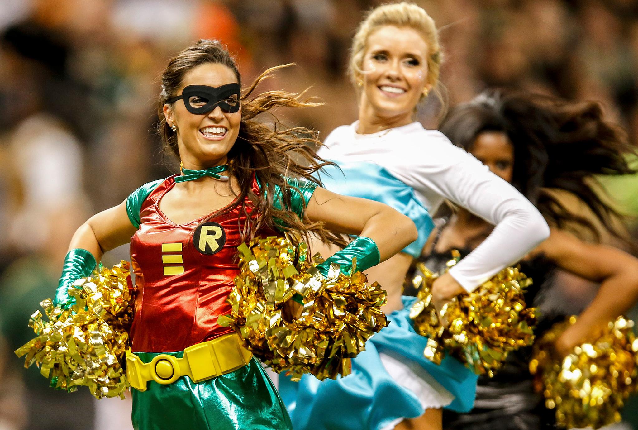 sc 1 st  ESPN.com & New Orleans Saints Saintsations - Freaky Friday Funnies - ESPN