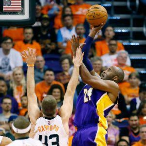 Kobe Bryant, Shavlik Randolph