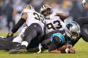 New Orleans Saints defense
