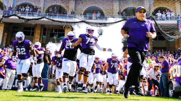 Watch live: TCU's opening test at Minnesota