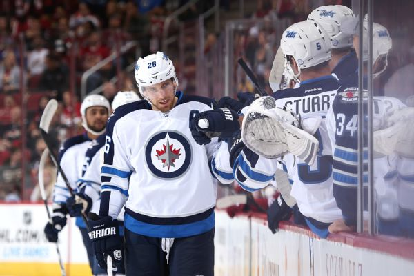 Winnipeg Jets Making Hockey World Take Notice