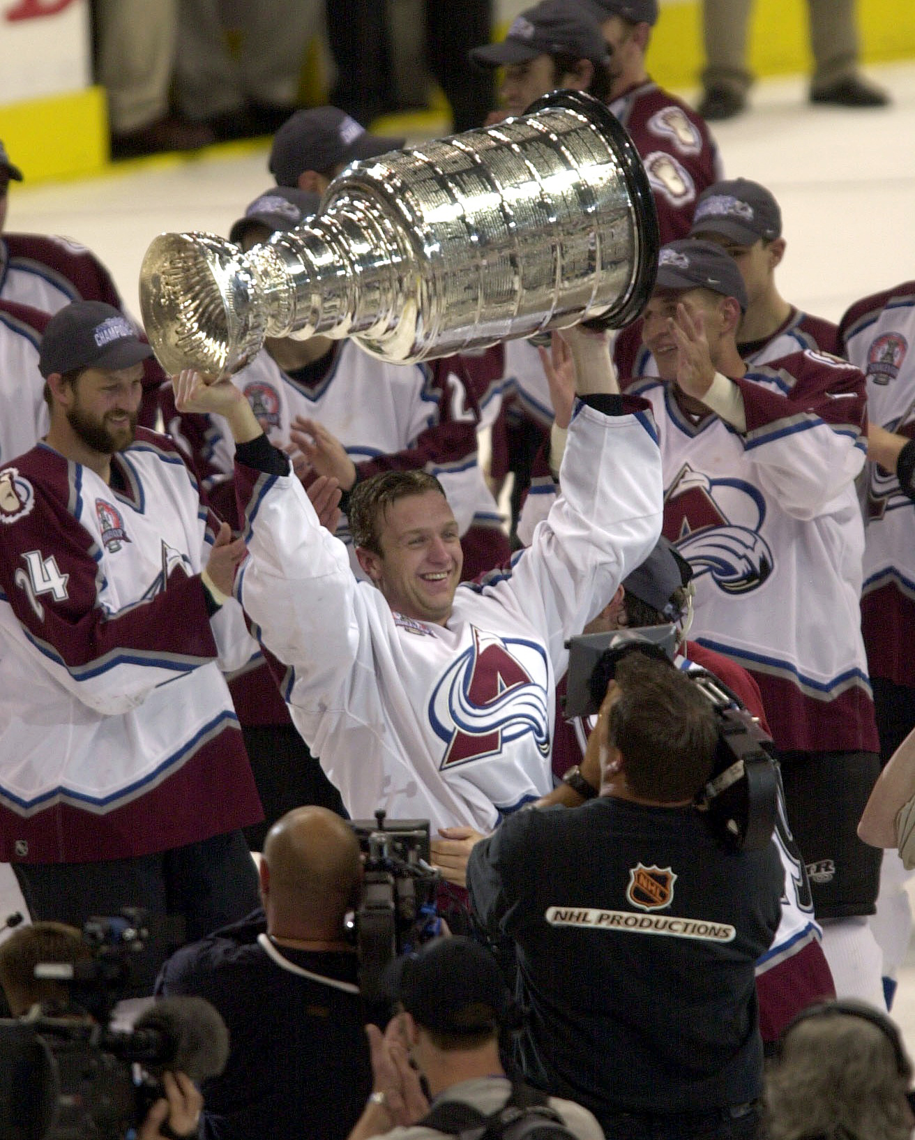 Denver Post Photographer Shaun Stanley S Photos From The: 2014 Hockey Hall Of Fame Inductees