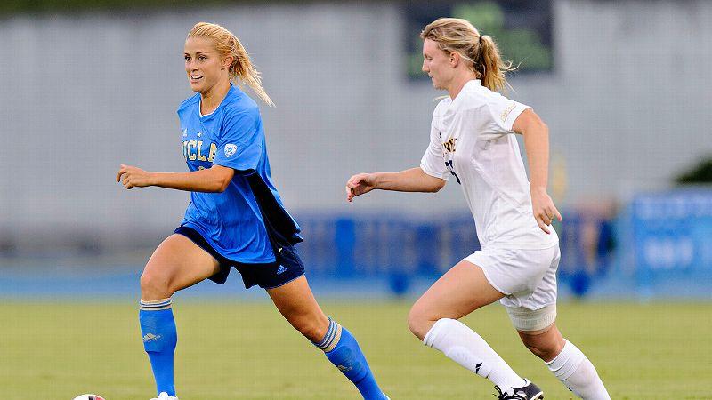 NCAA women's soccer -- Abby Dahlkemper