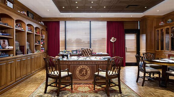 A Look Inside 15 Well Known Coaches Offices