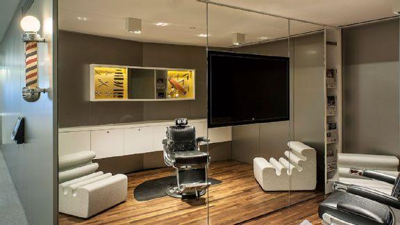 Oregon barber shop