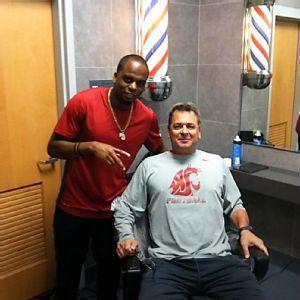 Washington State barber shop