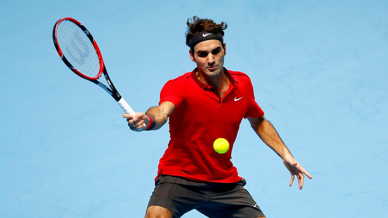 Hb45 Roger Federer Sports Tennis: ATP World Tour Finals Tennis