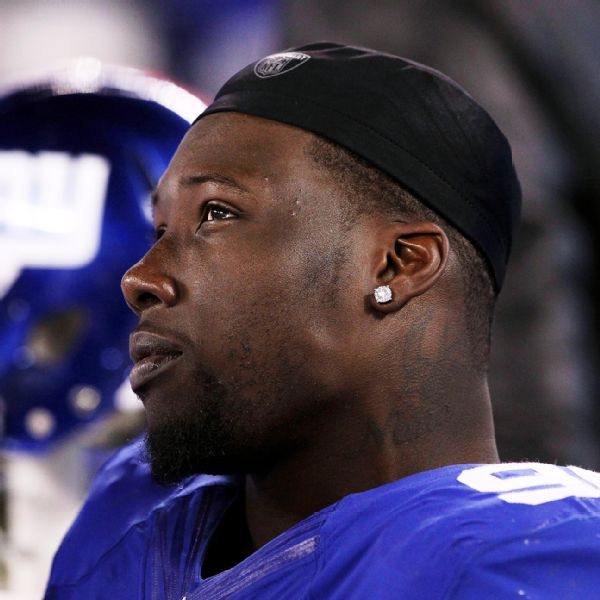 Jason Pierre Paul Pictures: NFC East Blog