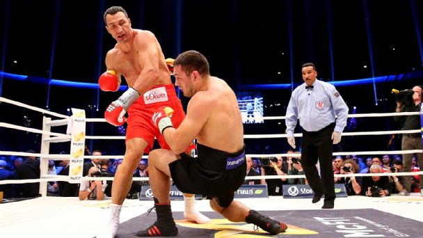 boxkampf klitschko pulev video