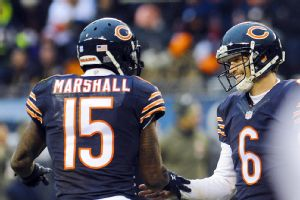 Brandon Marshall, Jay Cutler