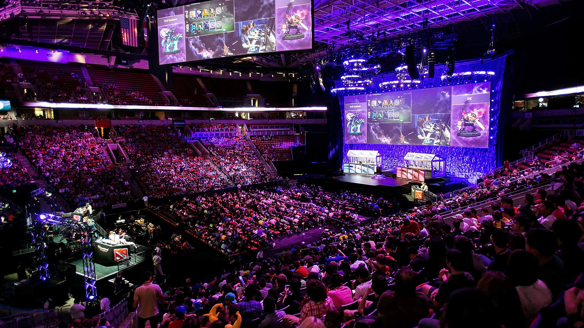 Dota 2 Future Is Bright For Esports And Pro Gamers X Games