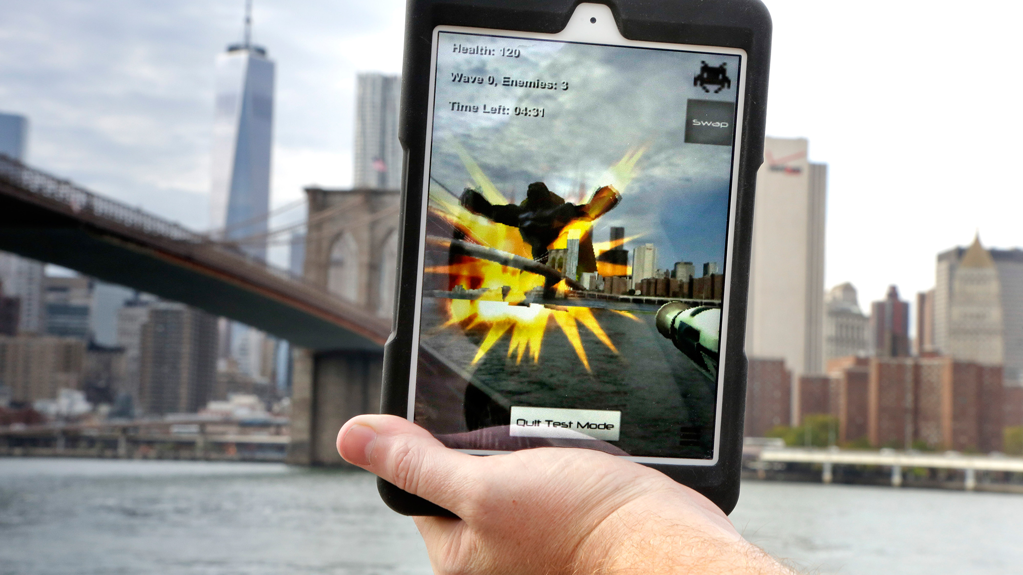 Augmented reality future is bright for esports and pro for Augmented reality