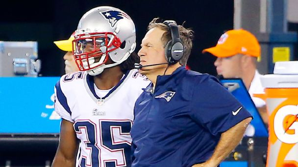 Bill Belichick, Jonas Gray