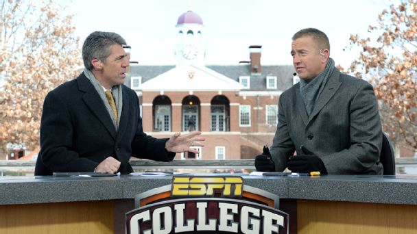 Chris Fowler and Kirk Herbstreit