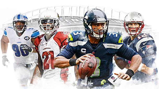 NFL Week 12 Preview Illustration