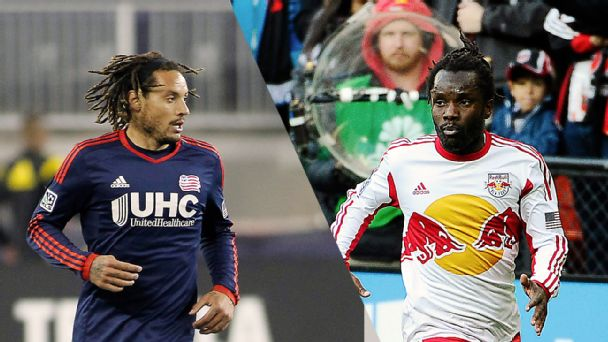 Jermaine Jones, Peguy Luyindula