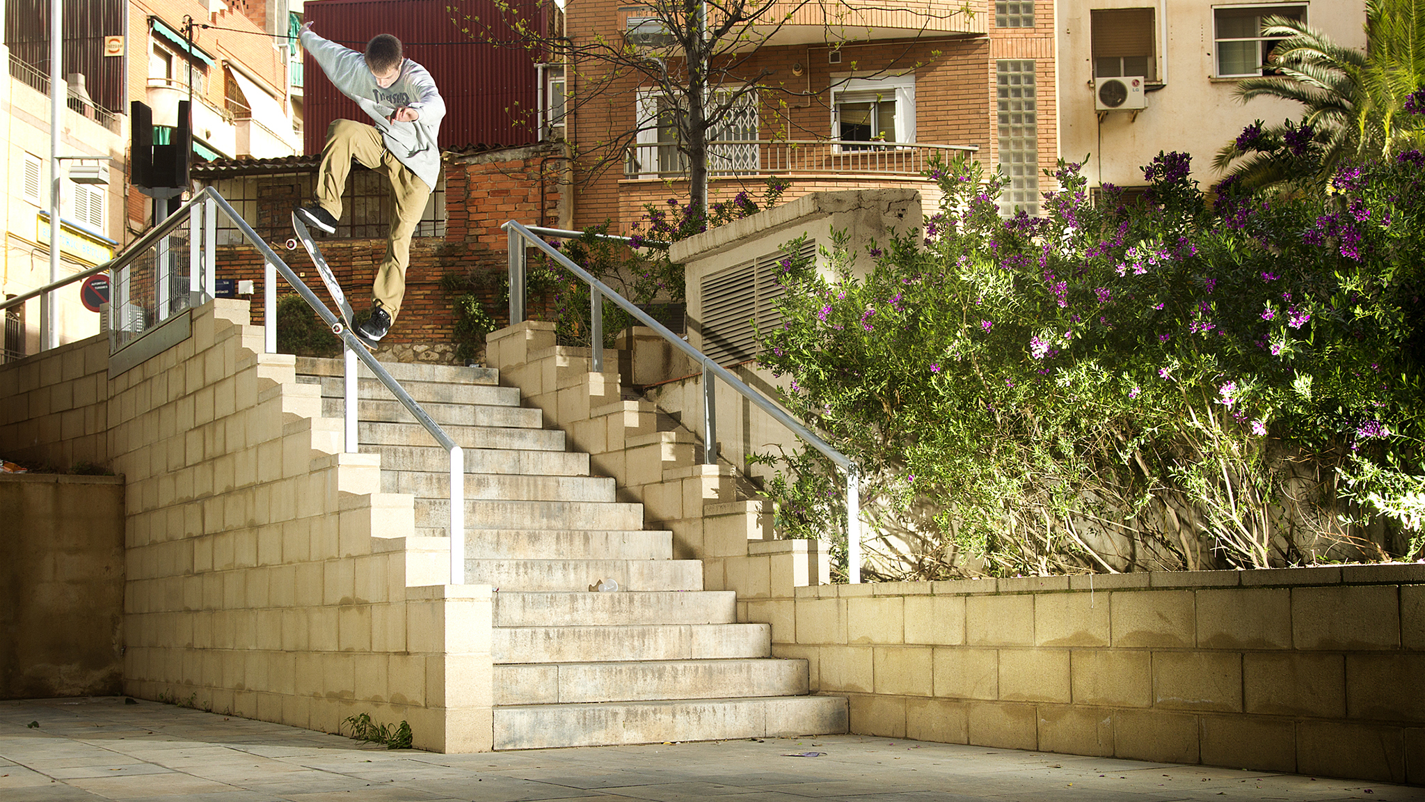Chris Joslin makes his Plan B debut in the highly anticipated Plan B video, True.