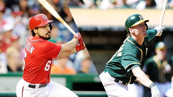 Anthony Rendon and Josh Donaldson